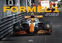 Cover Kalender Faszination Formel 1 2022 | Heel Verlag