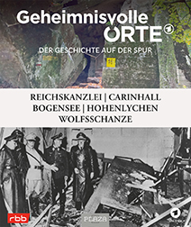 Buchcover Geheimnisvolle Orte | Heel Verlag