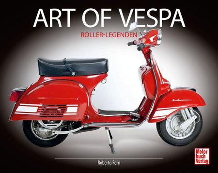 Cover Art of Vespa | Heel Verlag