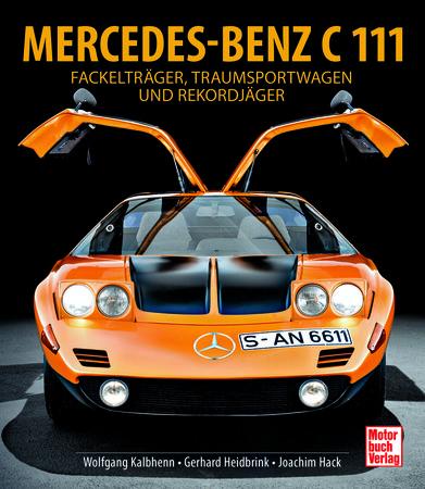 Mercedes-Benz C 111 | Heel Verlag