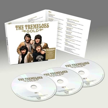 Albumcover Tremeloes - Gold - 3 CDs   Heel Verlag