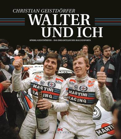 Buchcover Walter und ich | Heel Verlag