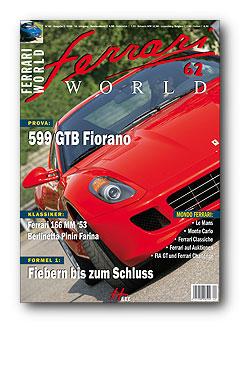 FERRARI WORLD Nr. 62