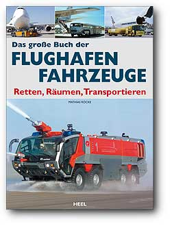Das große Buch der Flughafen-Fahrzeuge