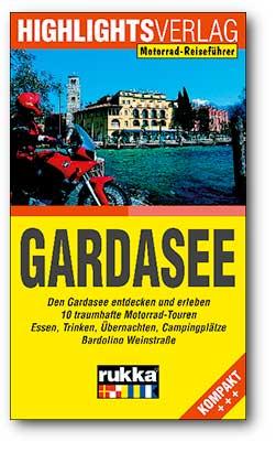Motorrad-Reiseführer Gardasee