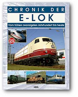 Chronik der E-Loks