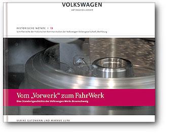 """Vom """"Vorwerk"""" zum FahrWerk"""