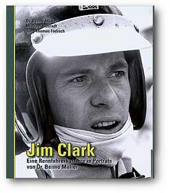Buchcover Jim Clark   Heel Verlag