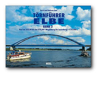 Buchcover Törnführer Elbe | Heel Verlag