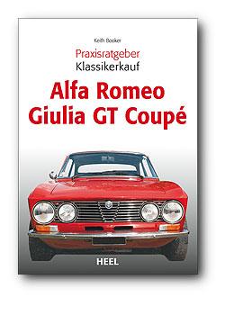 Praxisratgeber Klassikerkauf Alfa Giulia GT Coupe