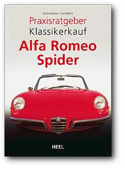 Praxisratgeber Klassikerkauf Alfa Spider