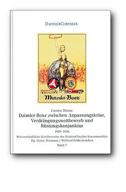 Daimler-Benz zwischen Anpassungskrise, ...