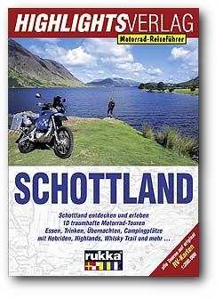 Motorrad-Reiseführer Schottland