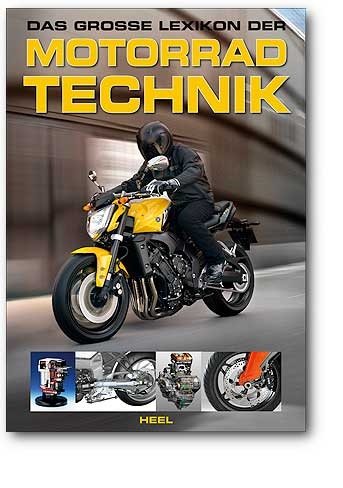 Das große Lexikon der Motorradtechnik
