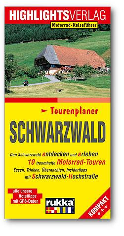 Motorrad-Reiseführer Schwarzwald