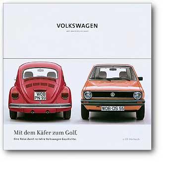 Hörbuch: Mit dem Käfer zum Golf