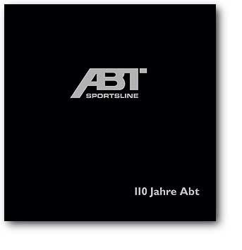 Buchcover Abt Sportsline - 110 Jahre Abt | Heel Verlag
