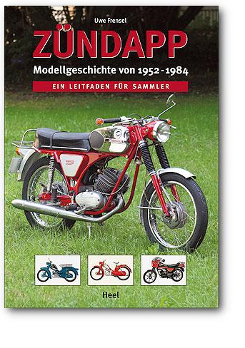 Buchcover Zündapp | Heel Verlag