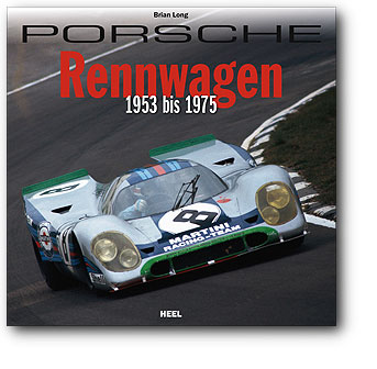 Porsche Rennwagen - 1953 bis 1975