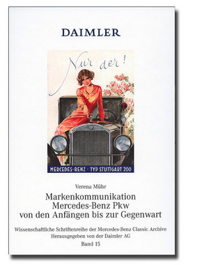 Markenkommunikation Mercedes-Benz Pkw