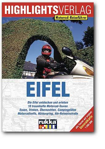 Motorrad-Reiseführer Eifel
