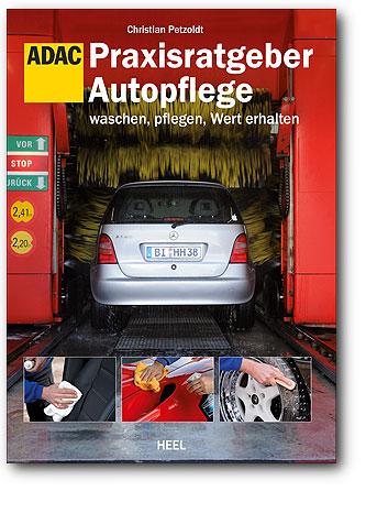 ADAC Praxisratgeber Autopflege