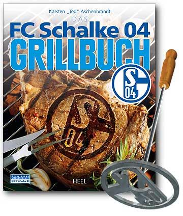 Das FC Schalke 04 Grillbuch