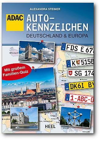 Autokennzeichen Deutschland & Europa