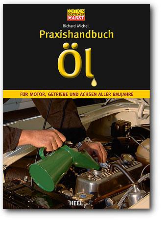 Buchcover Praxishandbuch Öl | Heel Verlag