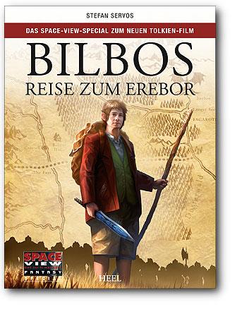 Buchcover Bilbos Reise zum Erebor | Heel Verlag