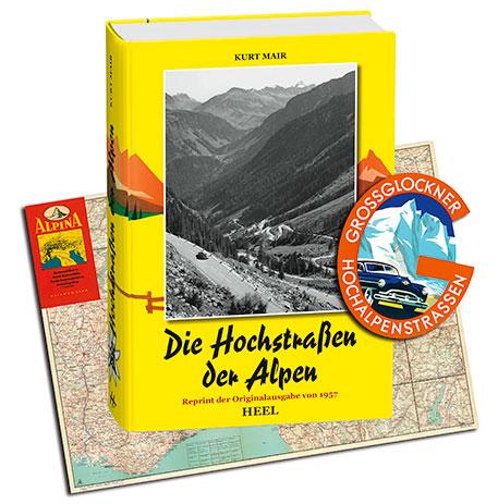 Die Hochstraßen der Alpen