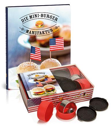 Die Mini-Burger-Manufaktur