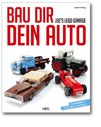 Buchcover Bau dir dein Auto | Heel Verlag