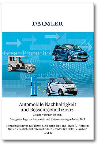 Automobile Nachhaltigkeit und Ressourceneffizienz - Band 17