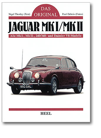Das Original: Jaguar MKI/MKII