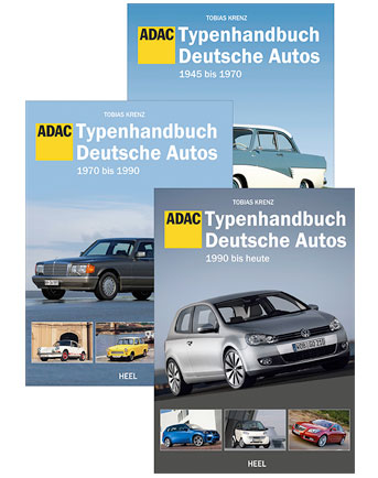 ADAC Typenhandbücher Deutsche Autos