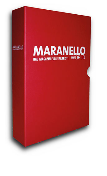 Sammelschuber Maranello World (leer)