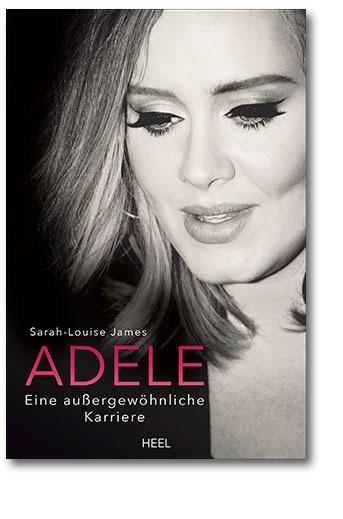 Buchcover Adele | Heel Verlag