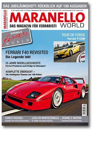 MARANELLO WORLD 100