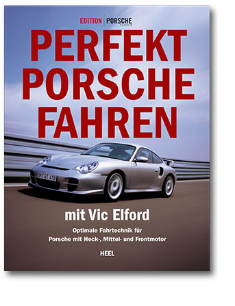 Buchcover Perfekt Porsche Fahren vom Heel Verlag