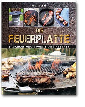 Cover Feuerplatte vom Heel Verlag