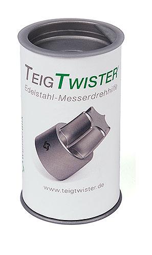 TeigTwister® Edelstahl-Messerdrehhilfe (TM5)