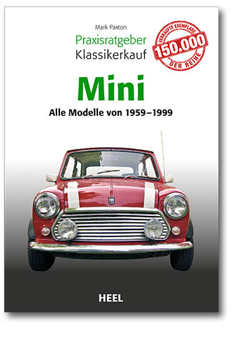 Buchcover Praxisratgeber Klassikerkauf: Mini | Heel Verlag