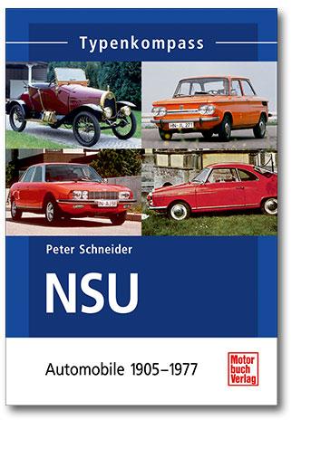 NSU-Automobile - 1905-1977