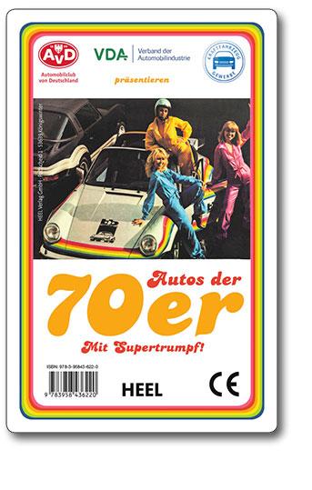 AvD-Quartett: Autos der 70er Jahre