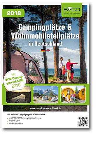 BVCD-Campingführer 2018