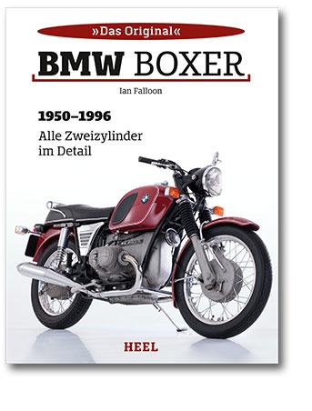 Buchcover BMW Boxer | Heel Verlag