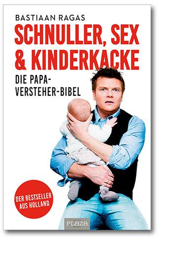 Buchcover Schnuller, Sex und Kinderkacke | Heel Verlag