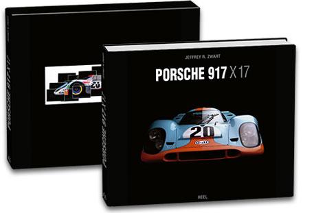 Buchcover 917 X 17 | Heel Verlag