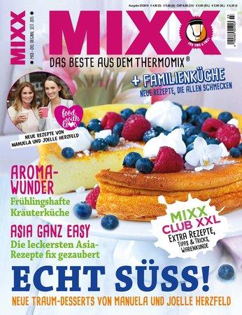 Cover Mixx 3/2019 - Das Magazin für den Thermomix - Heel Verlag